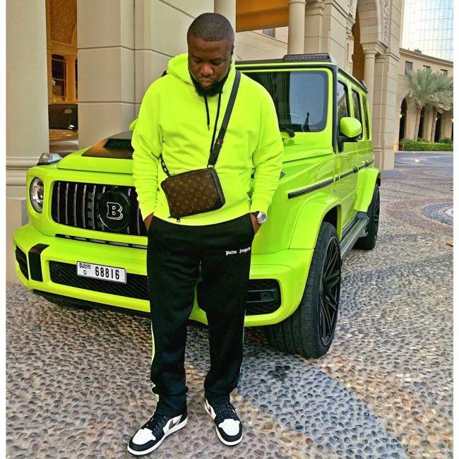 Nigerian Instagram Socialite