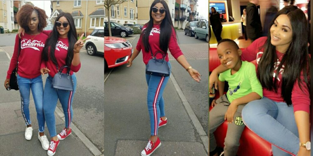Meet Female Celebrities Who Are Single Mothers In Nigeria (Photos) - Mercy Aigbe