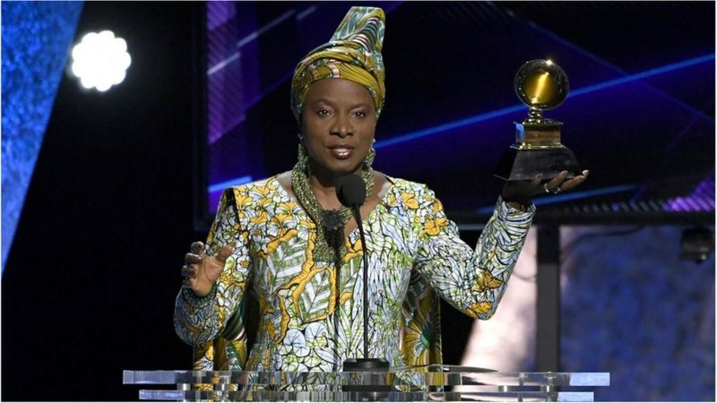 Angelique Kidjo - 10 African Women Who Have Made The World Proud With Their Popular Achievements