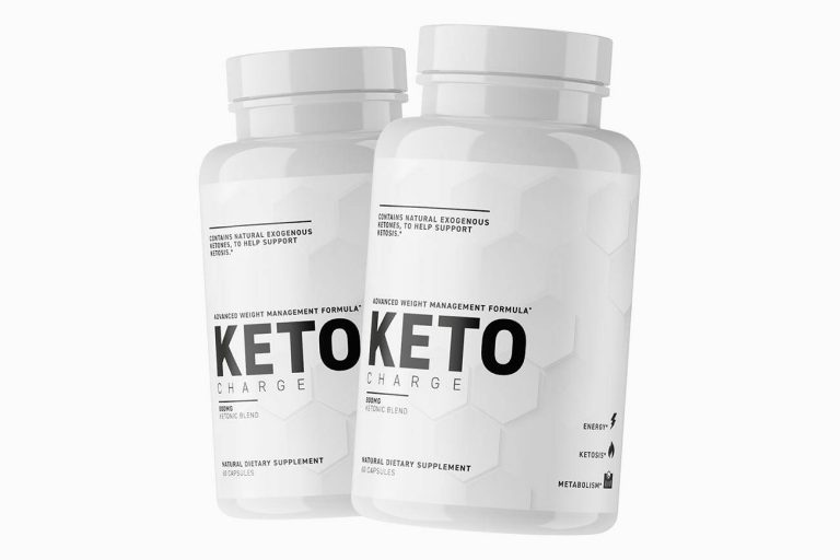 KetoCharge Reviews: Is Keto Charge Diet Pills An Effective Fat Burner ?