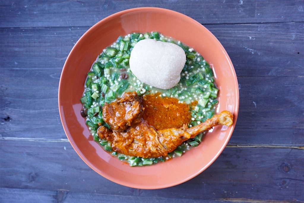 Popular Nigerian Foods That Are Dangerous To Your Health - Pounded Yam