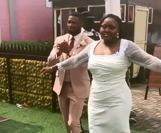 See Wedding Photos of Two Nollywood Stars Who Recently Got Married In Lagos