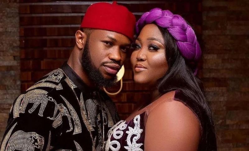 Stan Nze And Blessing Jessica Obasi wedding photos
