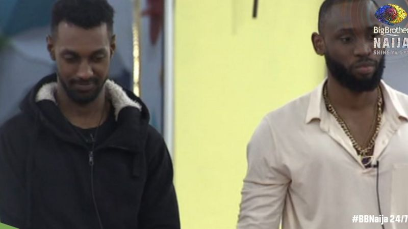 BBNaija 2021: See The Housemates Up For Possible Eviction This Week