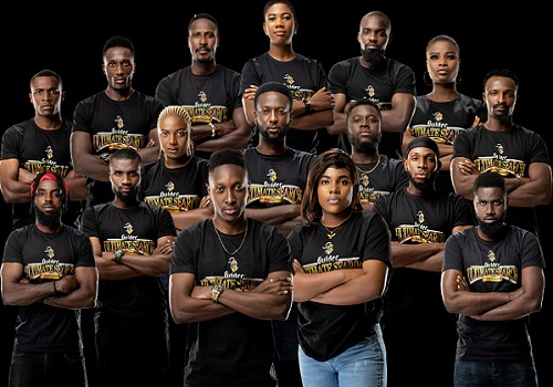 Meet first 16 contestants of Gulder Ultimate Search 12