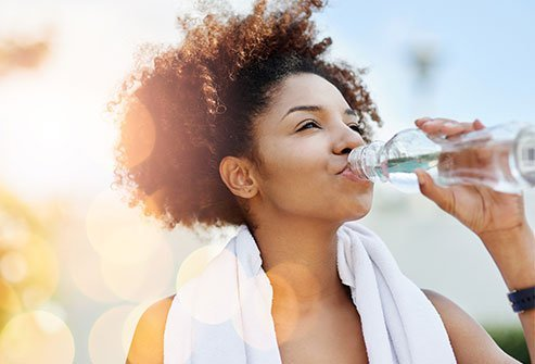 The Myths Surrounding Drinking Cold Water