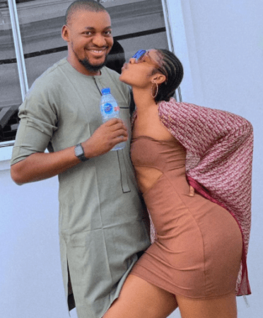 If You Ever Slept With My Wife That's Your Problem' – Jane Mena's Husband Replies Prince Kpokpogri