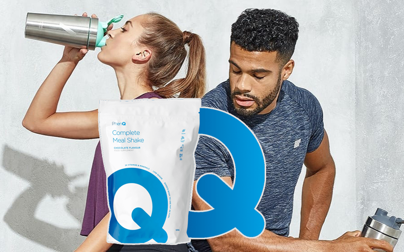 Ingredients Used In PhenQ Complete Meal Shake