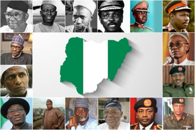 10 Facts You Probably Didn't Know About Nigerian Presidents