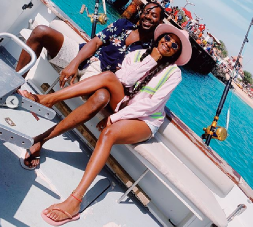 Simi Defends Adekunle Gold's Against Fan Who Claims She Writes Hit Songs For Him